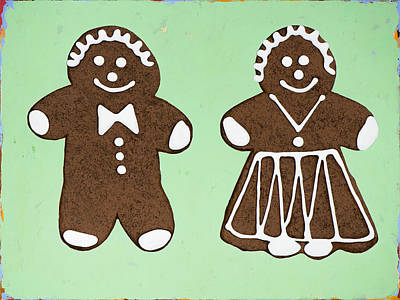 Holiday Cookies Wall Art