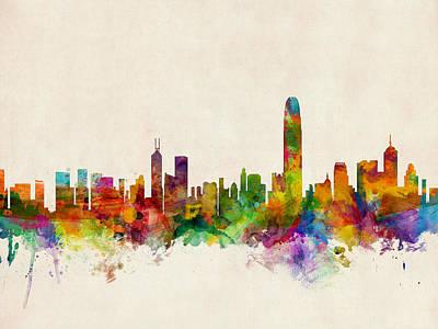 Hong Kong Art