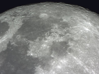 Photograph - The Super Moon by Geoffrey McLean