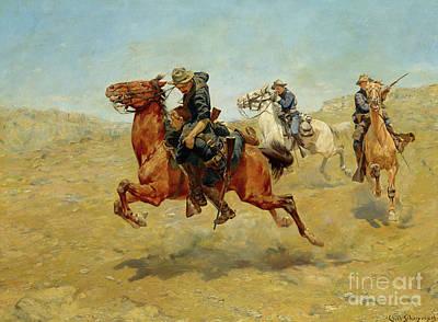 Gunslinger Paintings