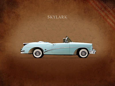 Vintage Buick Wall Art