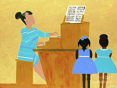 Sing Paintings