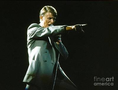 David Bowie Photographs