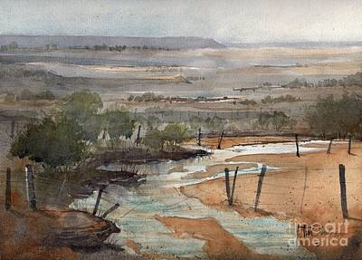 Brazos River Paintings