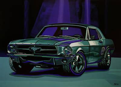 Vehicle Original Artwork