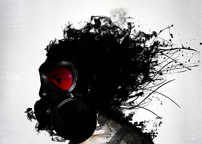 Gasmask Art