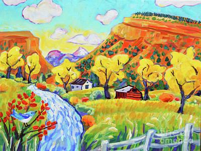 Lyons Falls Paintings