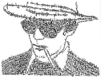 Johnny Depp Wall Art