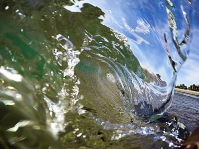 Photograph - Liquid Glass by Alexis Terrosa
