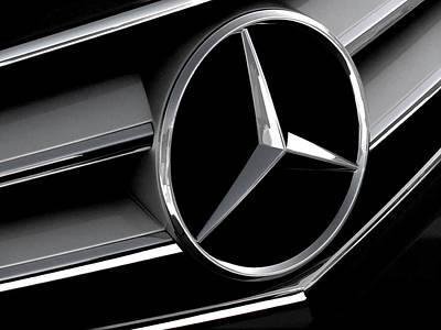 Mercedes Digital Art