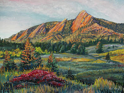 Lyons Colorado Paintings