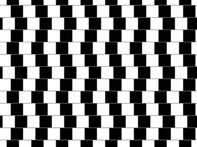 Optical Illusion Wall Art