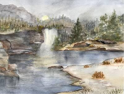 Lake Paintings