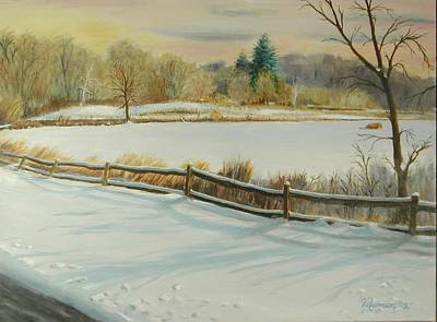 Glenwood Park Paintings