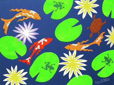 Henri Matisse Mixed Media