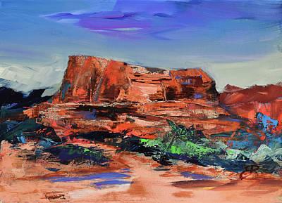 Erosion Paintings