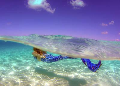 Photograph - Mermaid Dreams by Todd Hummel