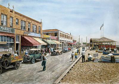 Newport Paintings