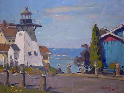 Designs Similar to Olcott Beach Lighthouse