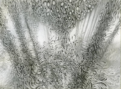 Painting - Phase Shift drawing by Colin Hoisington