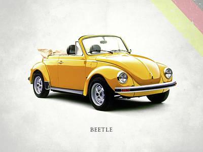 Vintage Volkswagen Wall Art