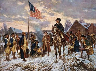 Revolutionary War Wall Art