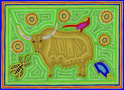 Yak Paintings