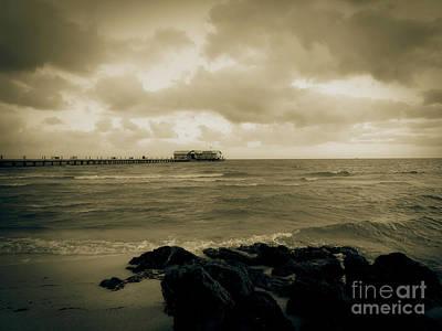 Photograph - Anna Maria City Pier by Robert Stanhope