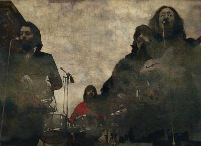 George Harrison Digital Art