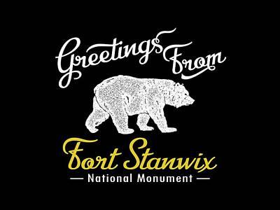 Fort Stanwix Digital Art