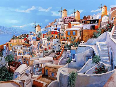 Mediterranean Sea Art