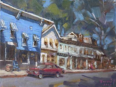Village Store Paintings
