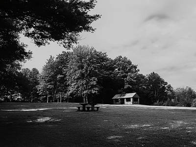 Photograph - Moody Park - Claremont, NH by Robert Stanhope