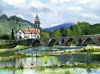 Ponte De Lima Paintings