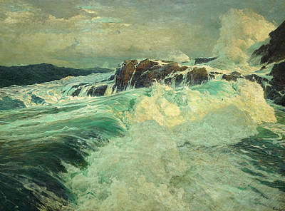 Tidal Surge Paintings