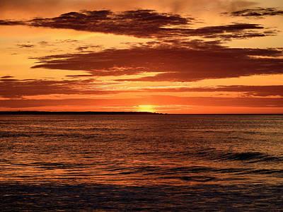 Photograph - Wells Beach Sunrise by Robert Stanhope