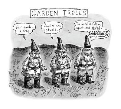 Gnome Drawings