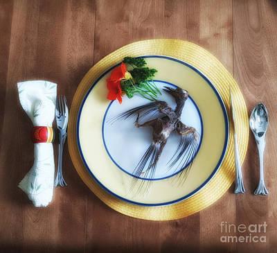 Photograph - A Very Gourmet Still Life  by Steven Digman