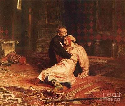 Ivan The Terrible Paintings