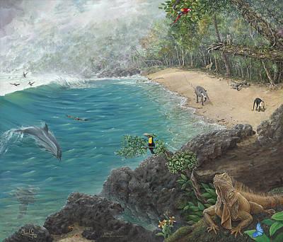 Delfin Paintings