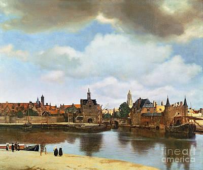 Vermeer Wall Art