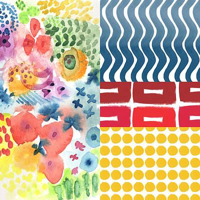 Flower Box Paintings