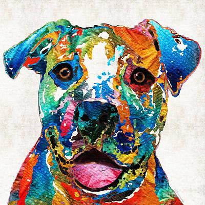 Custom Pet Portrait Art Prints