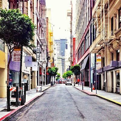 Street Scene Photographs