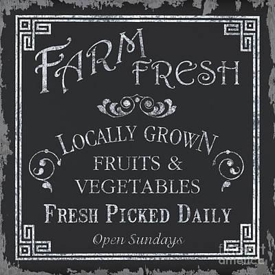 Farmers Market Art Prints
