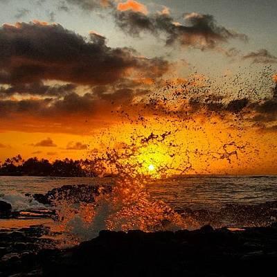 Ocean Sunrise Photographs