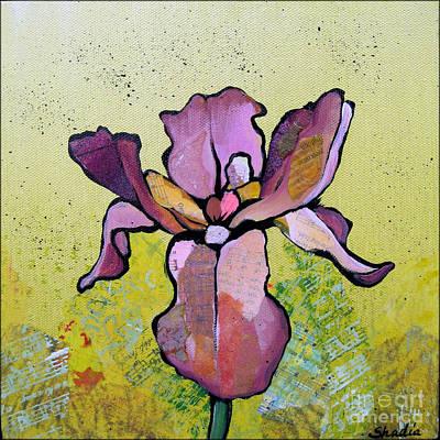 Iris Paintings