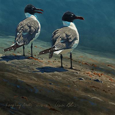 Gull Art
