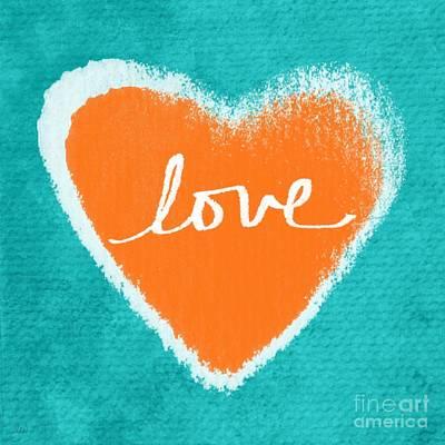 Love Mixed Media