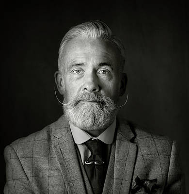 Moustache Photographs